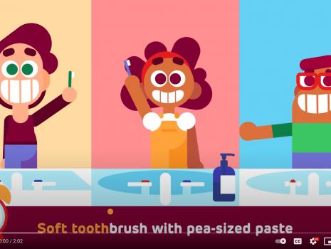 Queensland Health Teeth Brushing Song